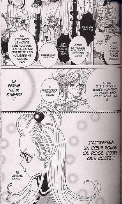 Chocola & Vanilla T1, manga chez Kurokawa de Anno