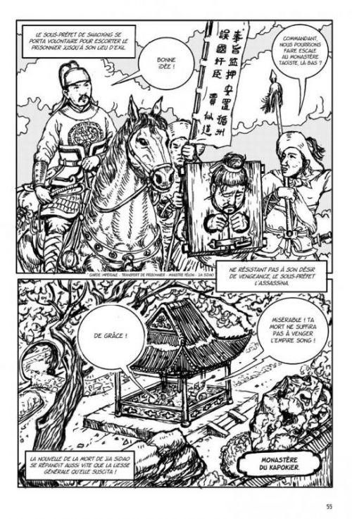 La bataille de Yashan - 1279, manga chez Urban China de Lu