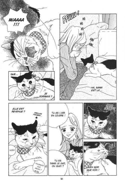 Carnet de chats T3, manga chez Soleil de Ikefuji