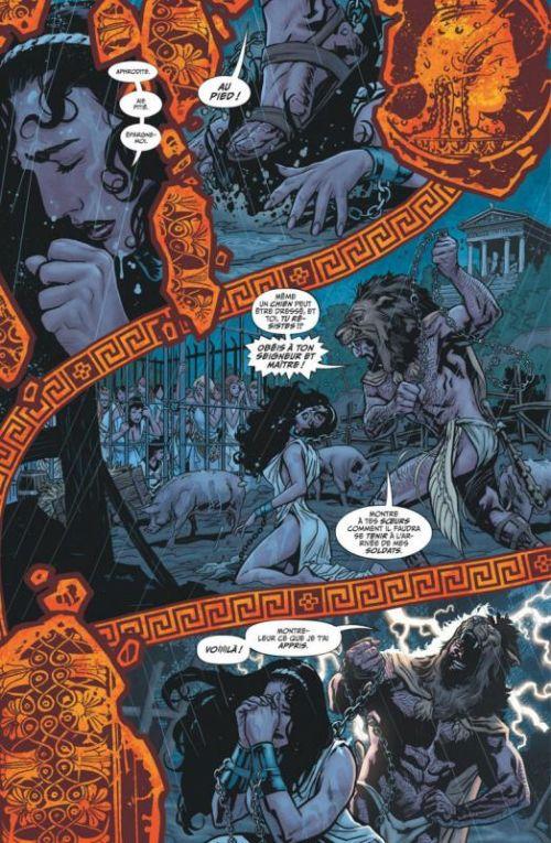 Wonder Woman Terre-Un T1, comics chez Urban Comics de Morrison, Paquette, Fairbairn