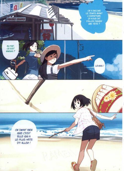 Un coin de ciel bleu T1, manga chez Nobi Nobi! de Takamichi