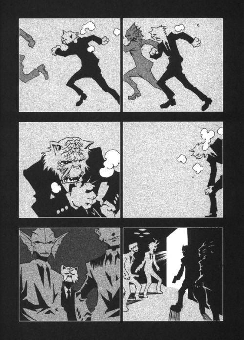 Area 51 T11, manga chez Casterman de Hisa