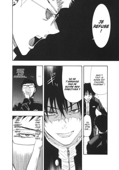 Friends games  T3, manga chez Soleil de Yamaguchi