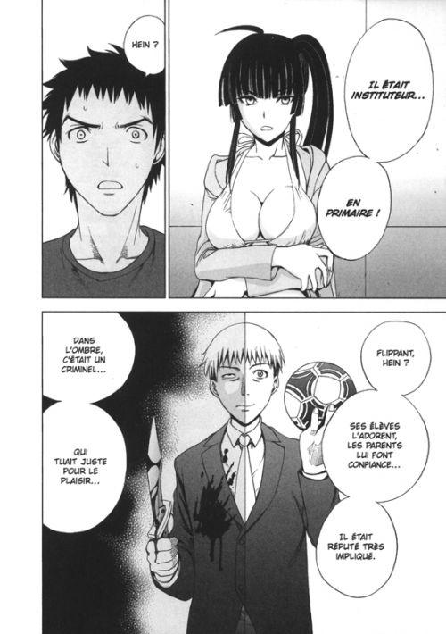 Deathtopia T2, manga chez Soleil de Yamada