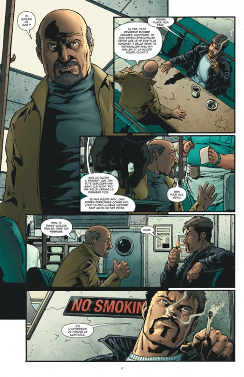 Deadshot et les Secret Six T3 : Un loup dans la bergerie (0), comics chez Urban Comics de Simone, Ostrander, Silva, Nguyen, Calafiore, Wright, Luvisi