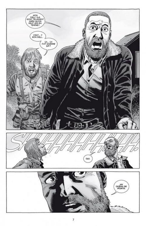 Walking Dead T28 : Vainqueurs (0), comics chez Delcourt de Kirkman, Adlard, Gaudiano, Rathburn