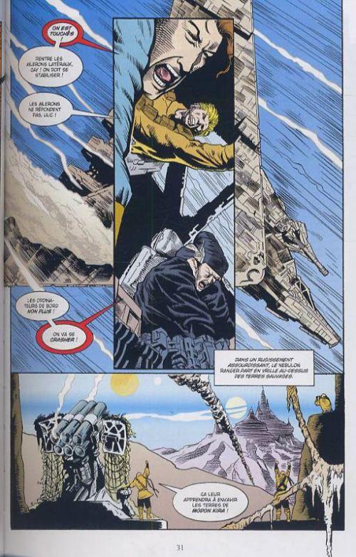 Star Wars - La légende des Jedi T3 : Le sacre de Freedon Nadd (0), comics chez Delcourt de Veitch, Gossett, Rodier, Johnson, Nadeau, Akins, Roach, Bourdages, Rambo