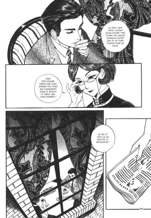 Mei Lanfang - Une vie à l'opéra de Pékin T5, manga chez Urban China de Yin