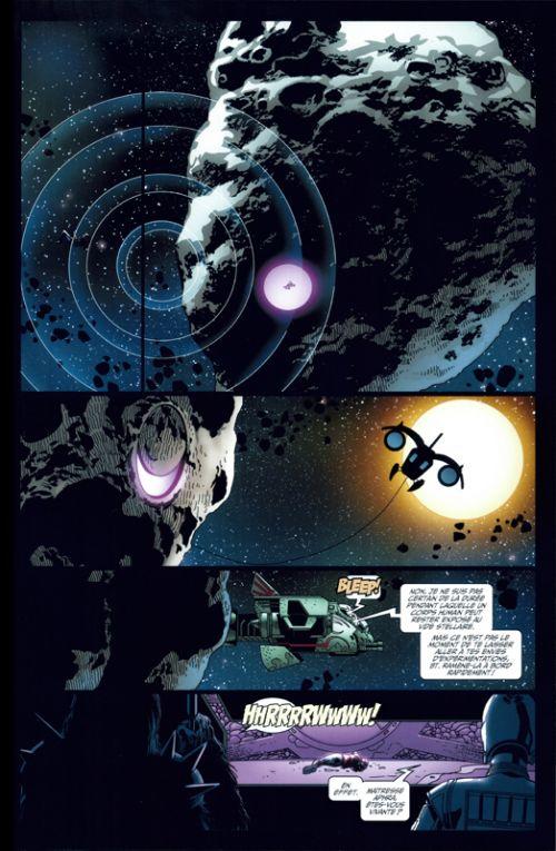Dark Vador T4 : En bout de course (0), comics chez Panini Comics de Gillen, Fiumara, Larroca, Norton, Curiel, Delgado, Gimenez