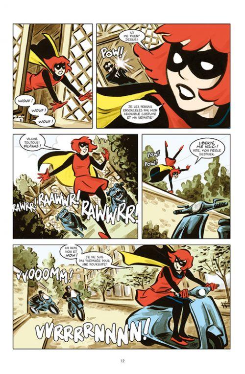 Bandette T1 : Presto (0), comics chez EP Editions de Tobin, Coover, Lieber, Moen, Ellis, Gerads, Jiménez Alburquerque, Meyer, Case, Kim