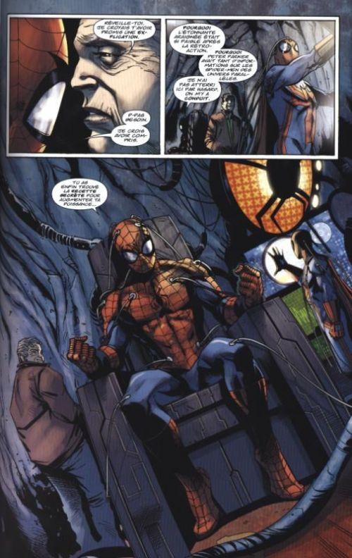 Deadpool / Spider-Man : Spideypool (0), comics chez Panini Comics de Hastings, Layman, Shinick, Camagni, Barrionuevo, Garbett, Kuder, Doe, Hollingsworth, Milla, d' Auria, Davis