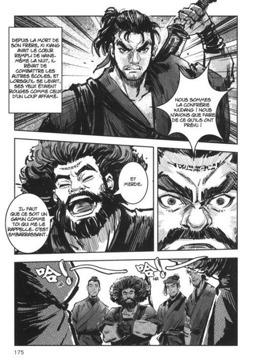 Blood & steel  T7, manga chez Kotoji de Ip, Jozev, Unicorn studios