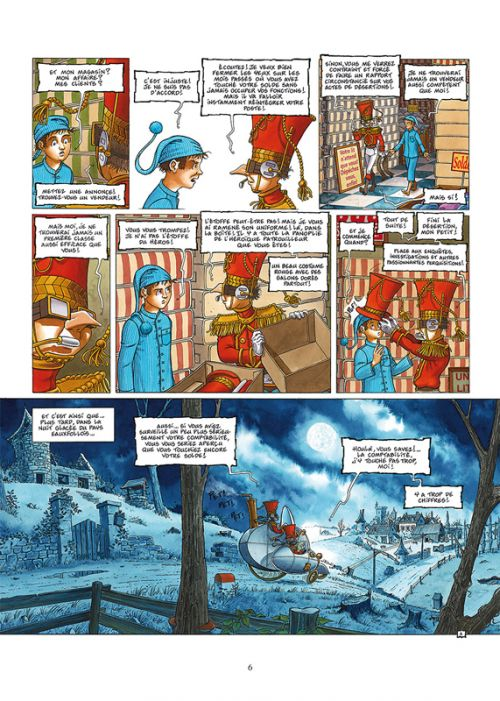 La nef des fous T8 : Disparition (0), bd chez Delcourt de Turf