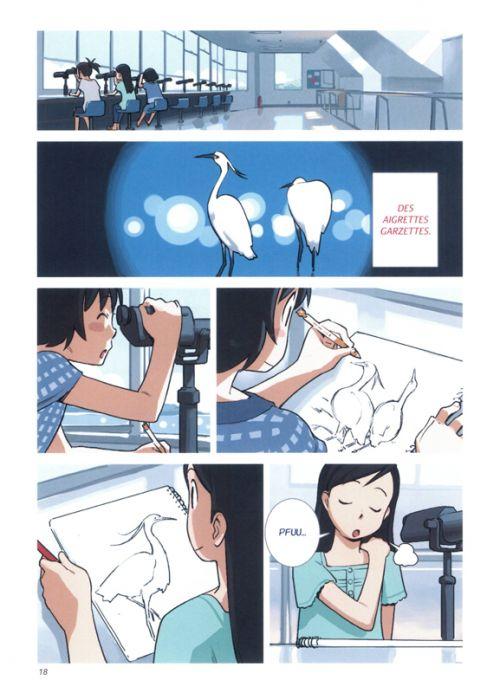 Un coin de ciel bleu T2, manga chez Nobi Nobi! de Takamichi