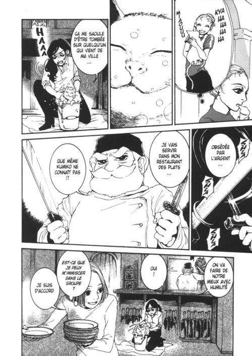 Les nuits d'Aksehir T1, manga chez Akata de Ichikawa
