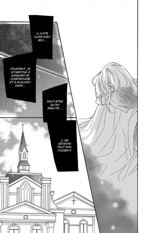 Cœur de hérisson T3, manga chez Kazé manga de Hinachi