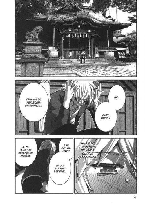 Brynhildr in the Darkness T14, manga chez Delcourt Tonkam de Okamoto