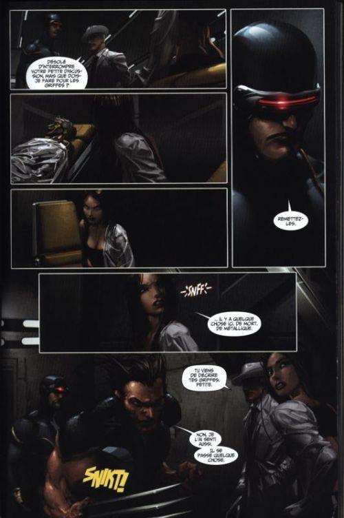 X-Force T2 : X-Necrosha (0), comics chez Panini Comics de Yost, Kyle, Wells, Roberson, Manco, Santolouco, Andrasofszky, Neves, Hernandez Walta, Crain, Campbell, Rauch, Milla, Molinar, Granov