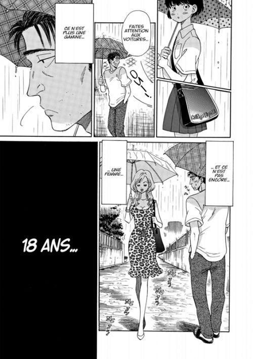 Après la pluie T2, manga chez Kana de Mayuzuki