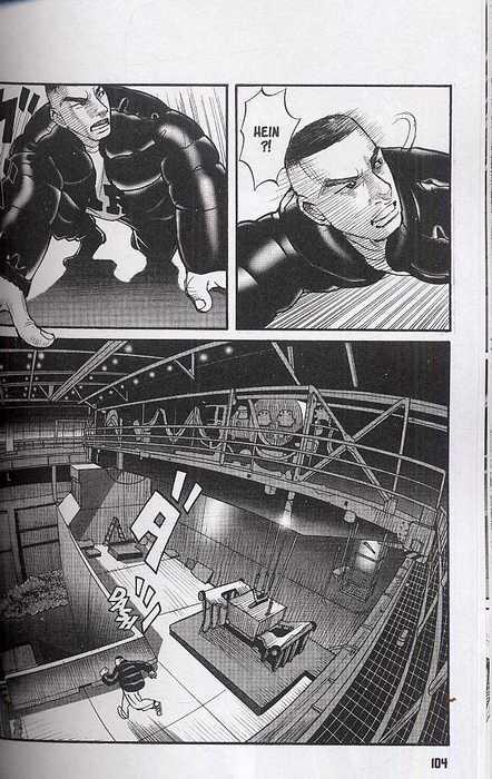 Tokyo tribe 2 T3, manga chez Glénat de Inoue