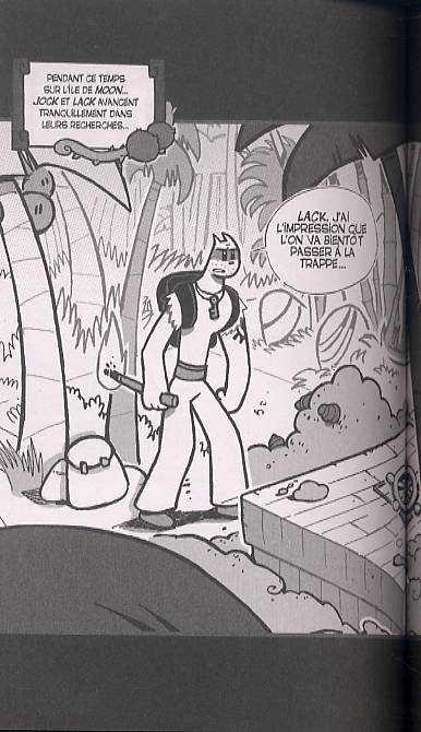 Dofus T3 : Chacun cherche son Eca (0), manga chez Ankama de Tot, Crounchann, Ancestral z