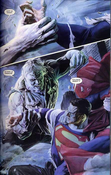 JLA - Justice T2, comics chez Panini Comics de Krueger, Braithwaite, Ross