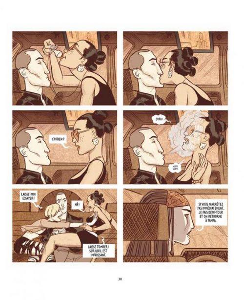 Le Voyageur, comics chez Ici Même Editions de Shadmi