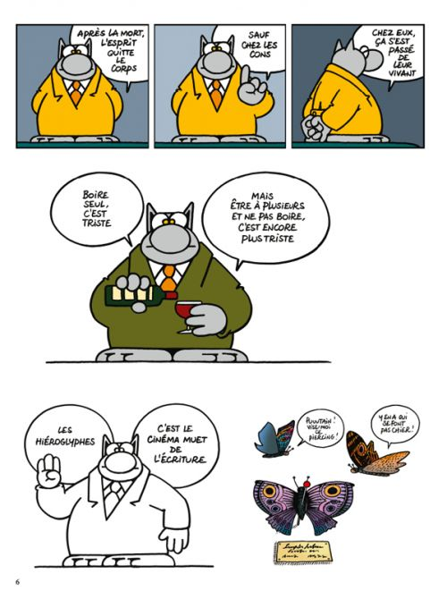 Le chat T21 : Chacun son chat (0), bd chez Casterman de Geluck