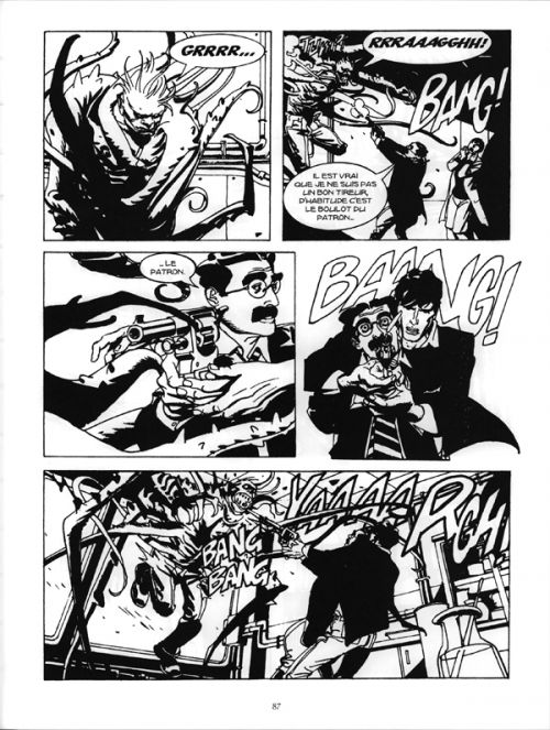 Dylan Dog T3 : Goliath (0), bd chez Mosquito de Ruju, Mari