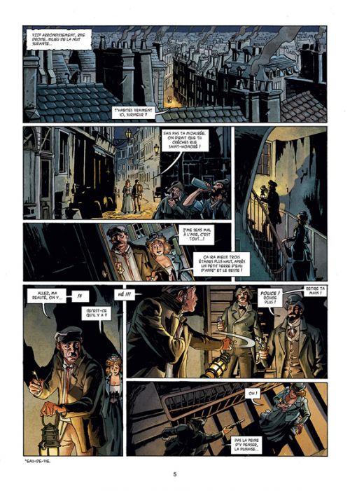Vidocq T2 : Le Complot Napoléon (0), bd chez Soleil de Richard D.Nolane, Banovic, Vatani