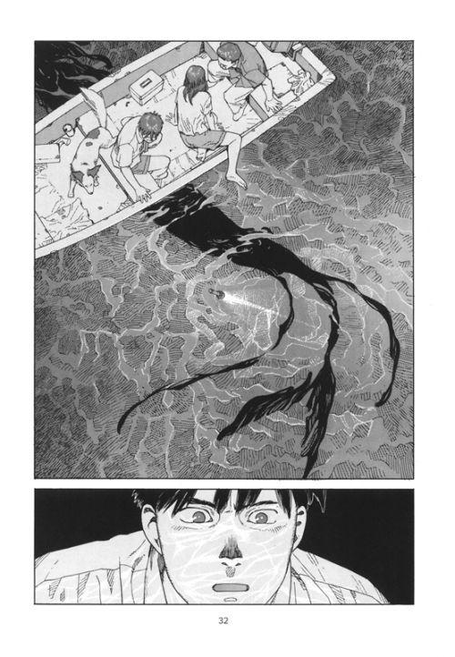 Le pacte de la mer, manga chez Pika de Kon