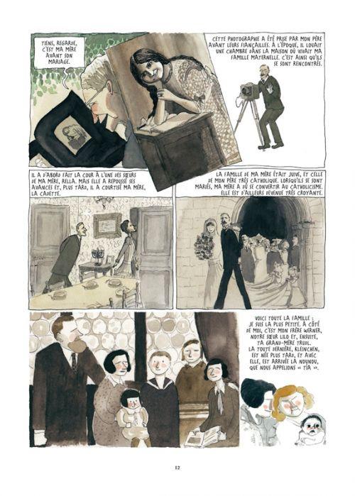 Tante Wussi : Histoire d'une famille entre deux guerres : Majorque 1936 - Allemagne 1939 (0), bd chez Steinkis de Bacher, Alba