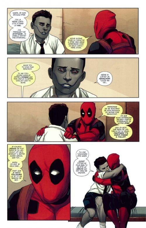 Uncanny X-Force T4 : Exécution finale (0), comics chez Panini Comics de Remender, Mckone, Williams, Tedesco, Noto, White, Rosenberg, Martin jr, Ponsor