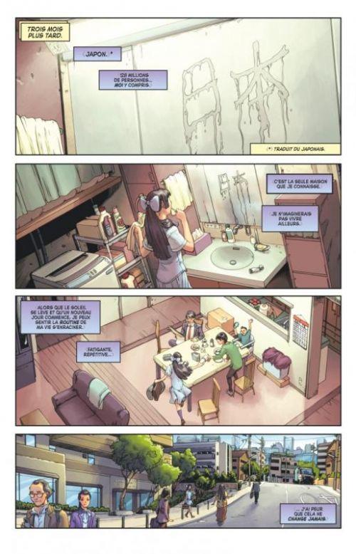 Wayward T2 : Les liens qui unissent (0), comics chez Glénat de Zub, Cummings, Perez, Campbell, Bonvillain, Rauch