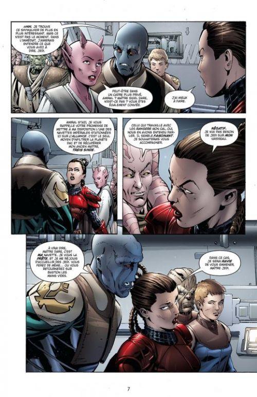 Star Wars Legacy T8 : Monstre (0), comics chez Delcourt de Ostrander, Duursema, Ross, Aburtov, Anderson, Scalf