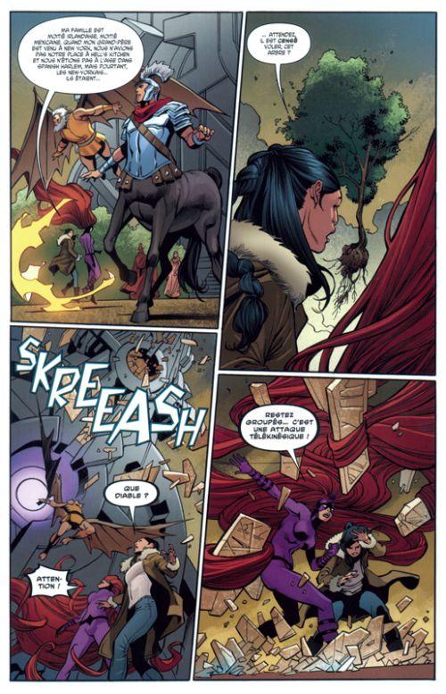 All-New Uncanny Avengers T1 : Futur perdu (0), comics chez Panini Comics de Duggan, Stegman, Pacheco, Isanove