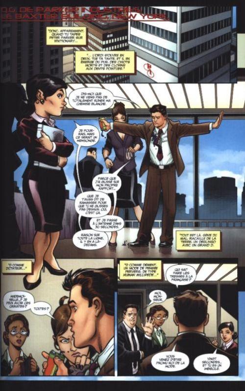 Spider-Man / Deadpool T1 : L'amour vache (0), comics chez Panini Comics de Kelly, McGuinness, Keith