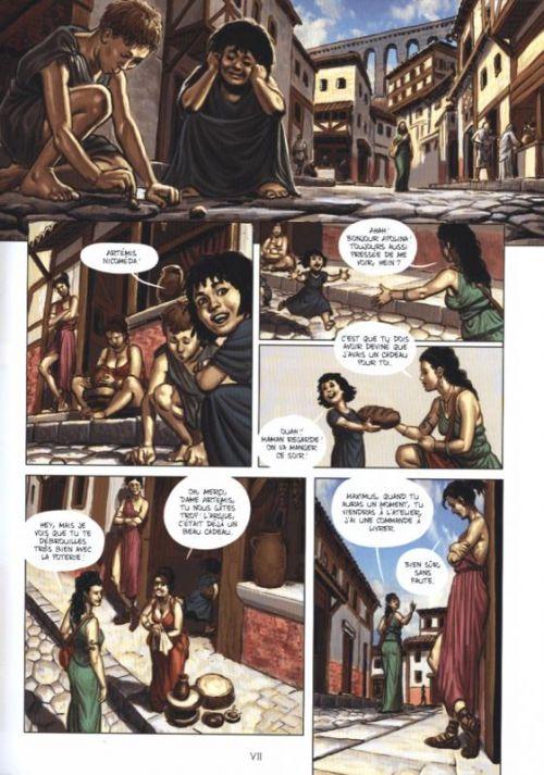Inguinis T1 : L'esclave du Pantheon (0), bd chez Tabou de KatiaEven, Guénet