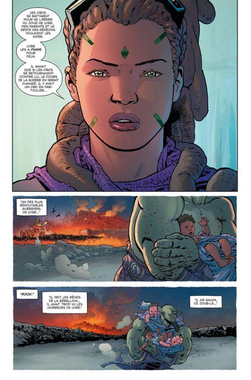 Birthright T5 : Le ventre de la bête (0), comics chez Delcourt de Williamson, Bressan, Lucas