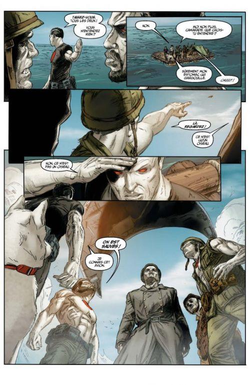Bloodshot U.S.A., comics chez Bliss Comics de Lemire, Braithwaite, Guedes, Reber, Dalhouse, Kano