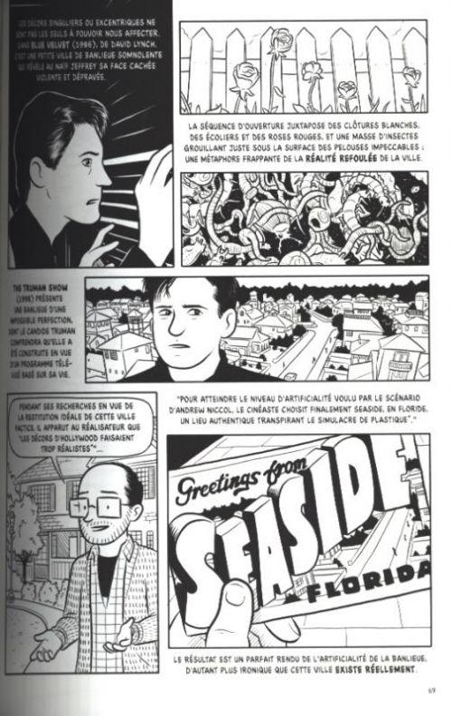 Filmo Graphique, comics chez Çà et là de Ross