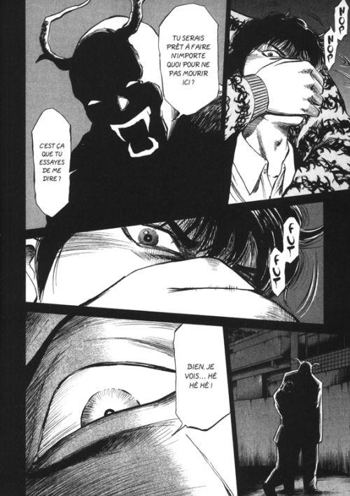 L'ange de l'ombre  T2, manga chez Komikku éditions de Honda, Ochiai