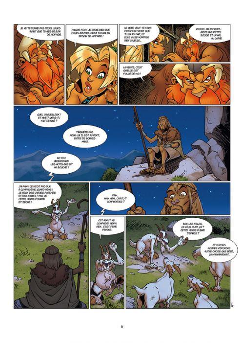 Atalante T10 : Les Hordes de Sargon (0), bd chez Soleil de Crisse, Grey, Besson