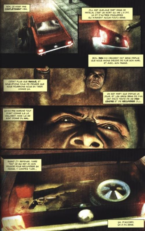 Silent Hill T1 : Rédemption (0), comics chez Mana Books de Waltz, Stamb, Randall