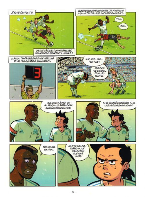 Droit au but T14 : En route pour la finale (0), bd chez Hugo BD de Davoine, Agnello, Colombo, Garréra, Aintzane
