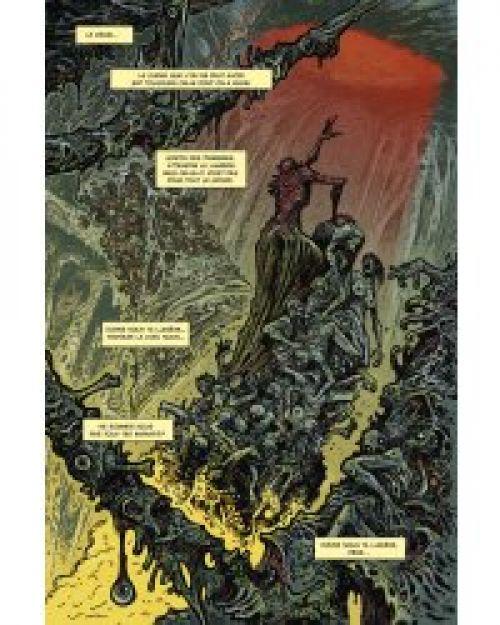 Morning Star T1 : Le dévoreur de mondes (0), comics chez Leviathan Labs de Rosi, Millet