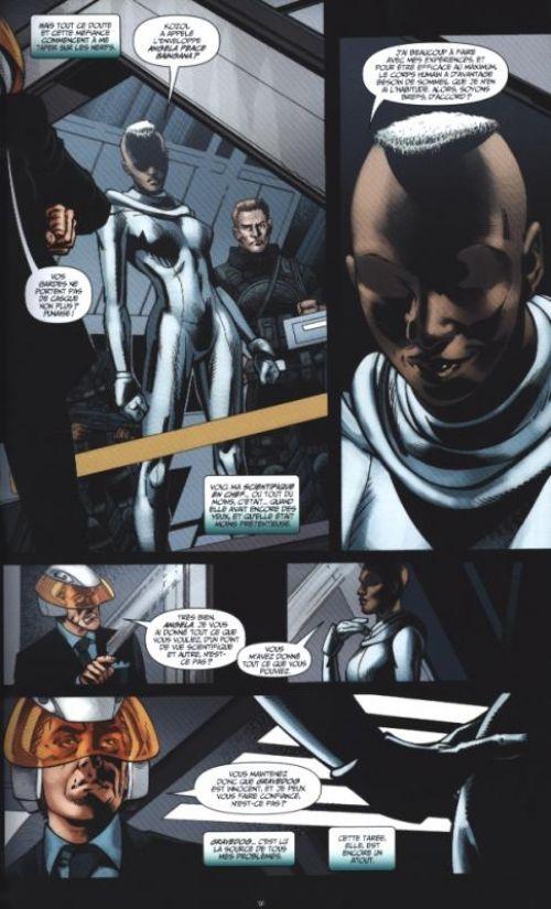 Imperium, comics chez Bliss Comics de Dysart, Evans, Juan Jose Ryp, Braithwaite, Cafu, Eaton, Arreola, Reber