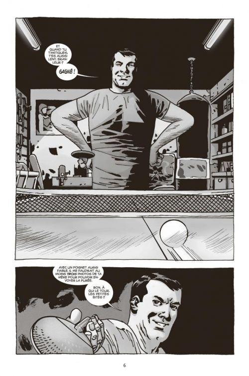 Walking Dead : Negan : L'Alpha et Omega (0), comics chez Delcourt de Kirkman, Rathburn, Adlard