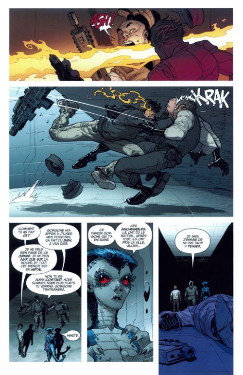 Inhuman T1 : Inhumanité (0), comics chez Panini Comics de Fraction, Soule, Coipel, Bradshaw, Stegman, Madureira, Yu, Weaver, Nauck