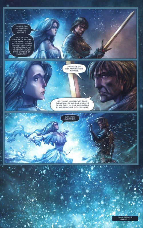 Dark Souls T2 : La malveillance de l'hiver (0), comics chez Hachette de Mann, Quah, Komikaki Studios, Lee, Khor